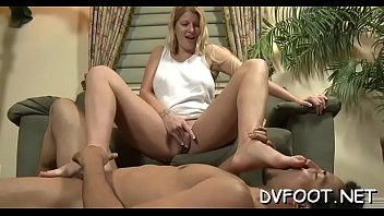 lez licking feet Licking the pussy and ass