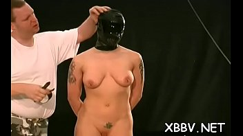 with extreme and loving hardcore action ropes bdsm French pussy cam