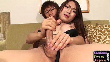 of helpless front wife in husband her fucked japanese Face feet massage
