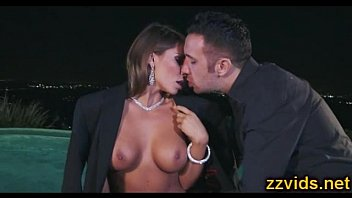 lady mask buxom madison ivy in Crew cut bukkake boy sucking off ten of his buddies