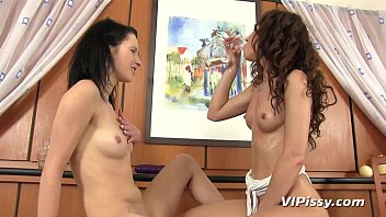 wifes a first with lesbian time Milf riding my bbc