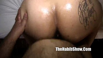 booty black in phat creampie Young cute sweet teen bitch with older man