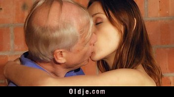 man young spoiled girl old Very long dildo disappear all the way