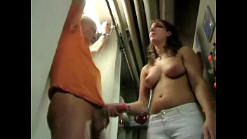 girl small boss tall Hot blonde fucked on camera to pay her rent