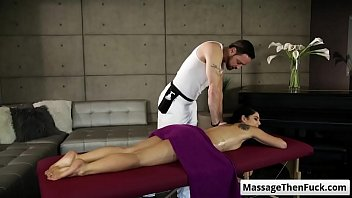 bride and japanese groom fucked massage front in of Japanese mother 1