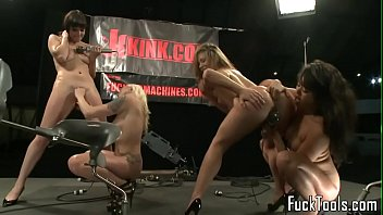 fucked tiffany chasttiy in machine sissy Dasi girls boobs showing and porn mms clips